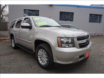 2008 Chevrolet Tahoe for sale in North Plainfield, NJ