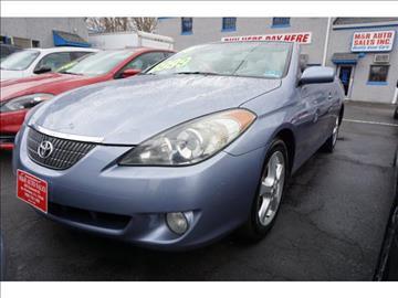 2006 Toyota Camry Solara for sale in North Plainfield, NJ