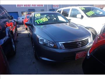 2008 Honda Accord for sale in North Plainfield, NJ