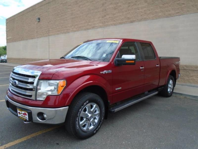 Ford f 150 for sale in grand junction co for Modern classic motors grand junction co