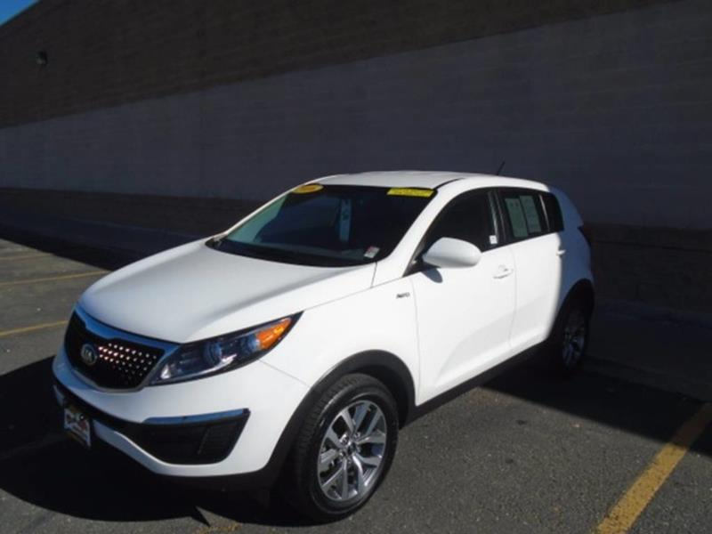 Kia sportage for sale in colorado for Modern classic motors grand junction co