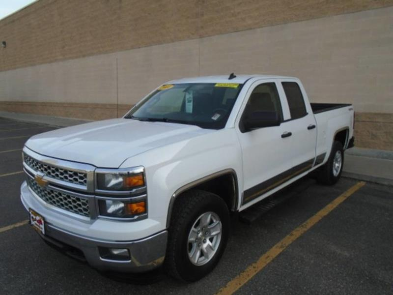 Used chevrolet trucks for sale in grand junction co for Modern classic motors grand junction co