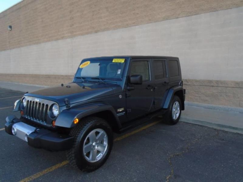 Jeep wrangler unlimited for sale in grand junction co for Modern classic motors grand junction co