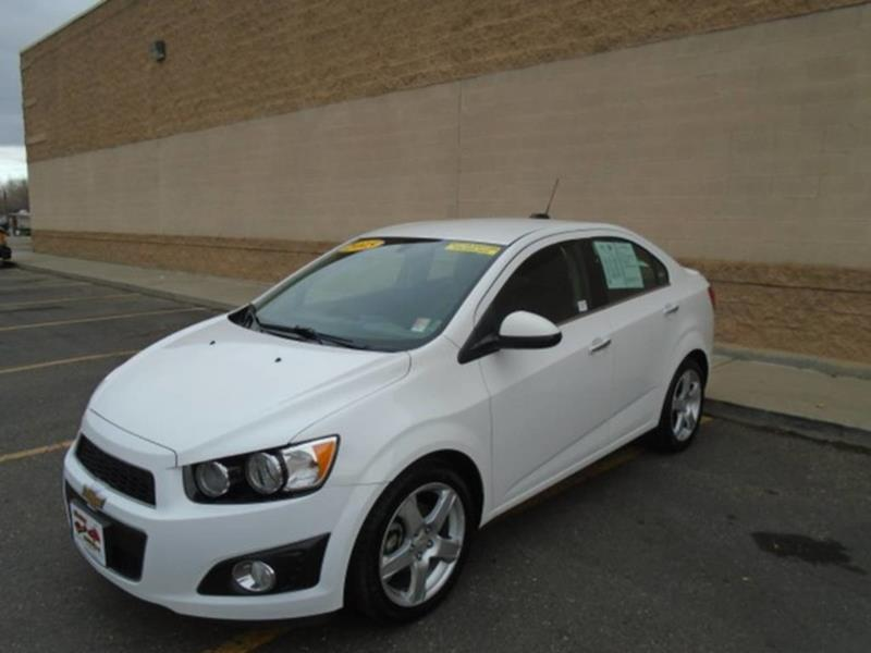 Used chevrolet sonic for sale in colorado for Modern classic motors grand junction co