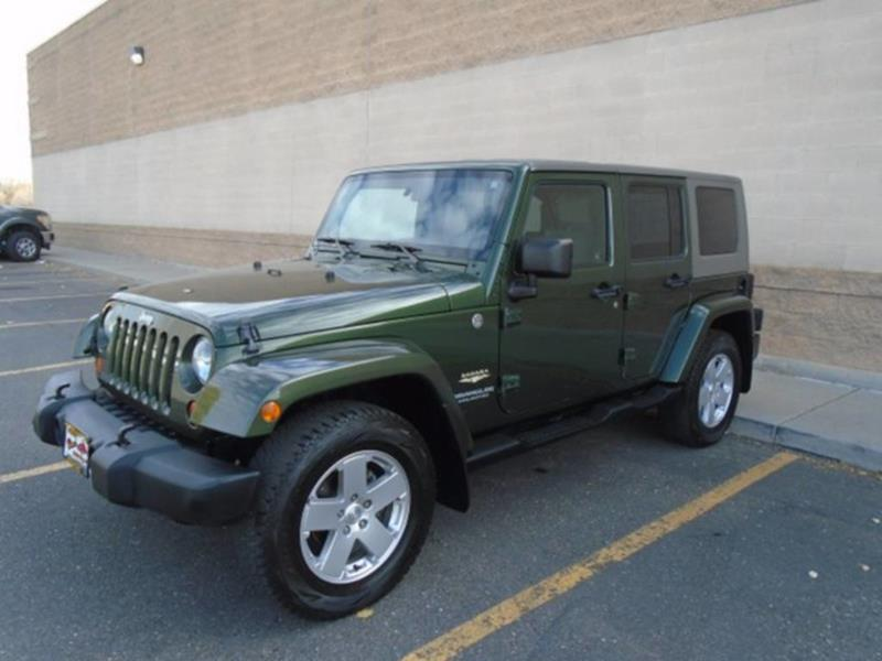 Jeep wrangler for sale in grand junction co for Modern classic motors grand junction co