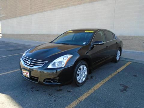 2012 nissan altima for sale in colorado for Modern classic motors grand junction co