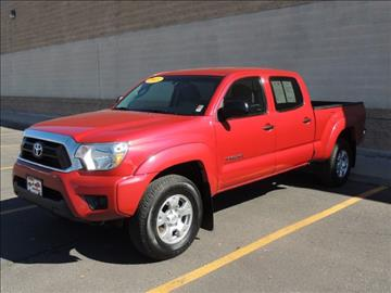 Toyota tacoma for sale grand junction co for Modern classic motors grand junction co