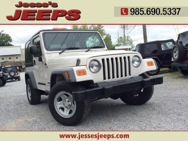 Used Jeep Wrangler For Sale New Orleans, LA - CarGurus
