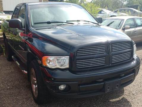 2003 dodge ram pickup 1500 for sale minnesota. Black Bedroom Furniture Sets. Home Design Ideas