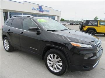 2016 Jeep Cherokee for sale in Harrisonville, MO