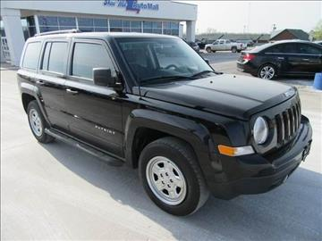2013 Jeep Patriot for sale in Harrisonville, MO