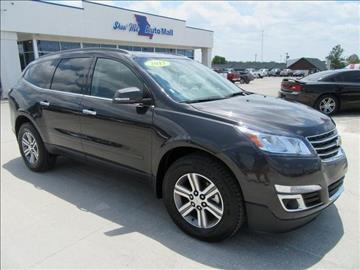 2017 Chevrolet Traverse for sale in Harrisonville, MO