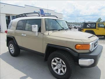 2014 Toyota FJ Cruiser for sale in Harrisonville, MO