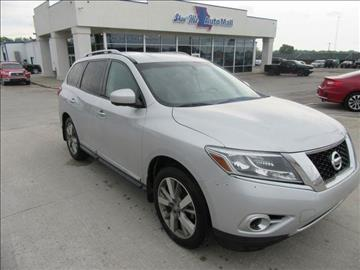 2014 Nissan Pathfinder for sale in Harrisonville, MO