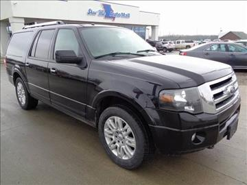 2013 Ford Expedition EL for sale in Harrisonville, MO