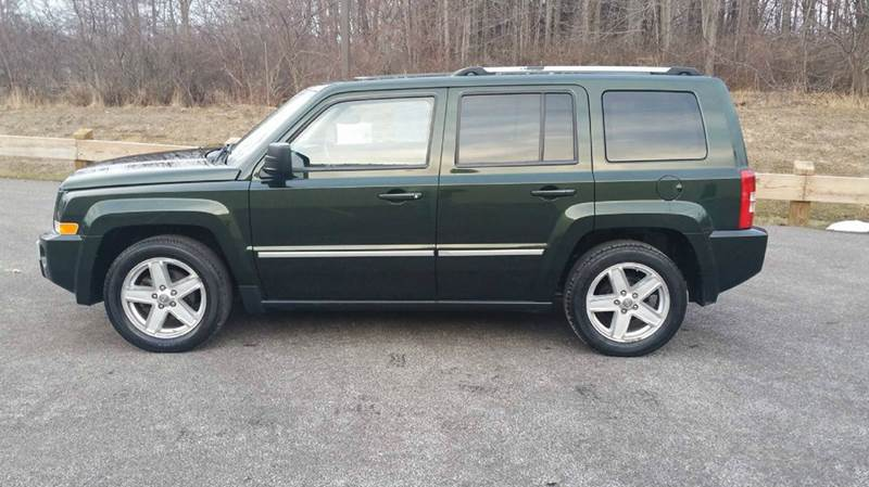 2010 jeep patriot limited 4x4 4dr suv in perry oh rbt. Black Bedroom Furniture Sets. Home Design Ideas