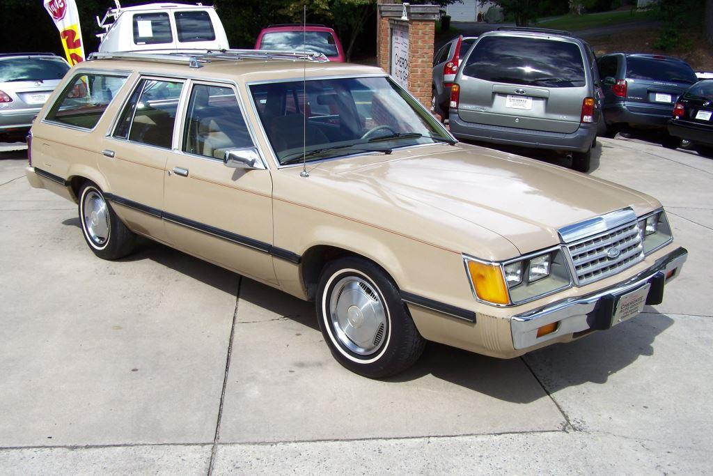 1986 Ford Ltd For Sale In Canton Ga
