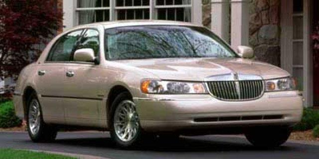 1999 Lincoln Town Car for sale in Ellicott City MD