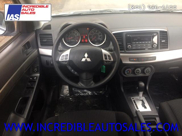 2015 Mitsubishi Lancer ES - Bountiful UT