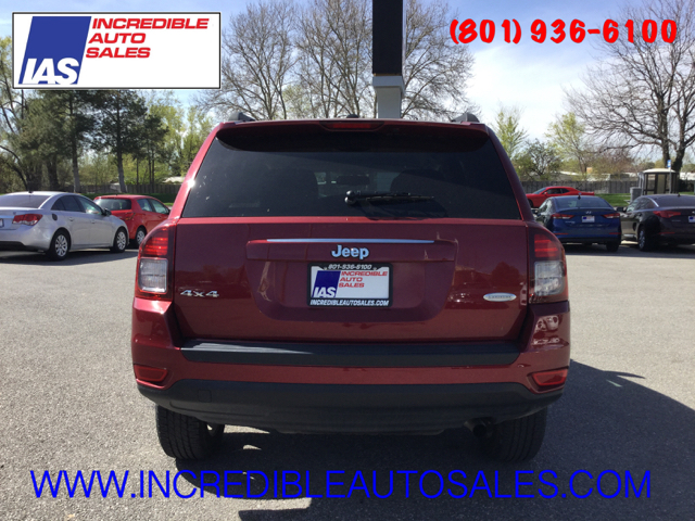2016 Jeep Compass  - Bountiful UT