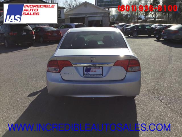 2010 Honda Civic VP 4dr Sedan 5A - Bountiful UT