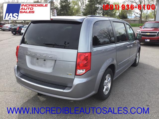 2013 Dodge Grand Caravan SXT 4dr Mini Van - Bountiful UT
