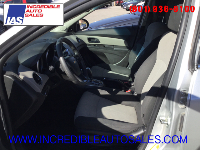 2011 Chevrolet Cruze LS 4dr Sedan - Bountiful UT