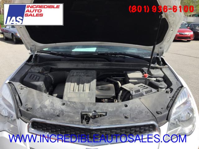 2014 Chevrolet Equinox AWD LS 4dr SUV - Bountiful UT