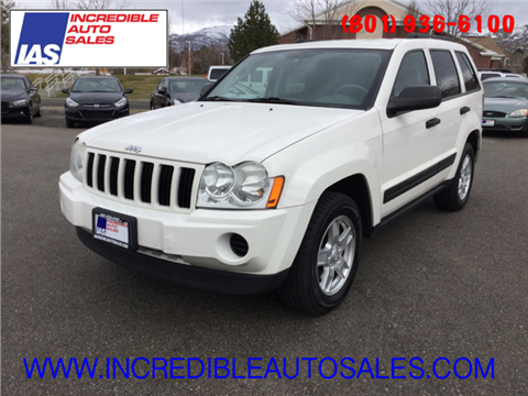 2006 Jeep Grand Cherokee for sale in Bountiful, UT