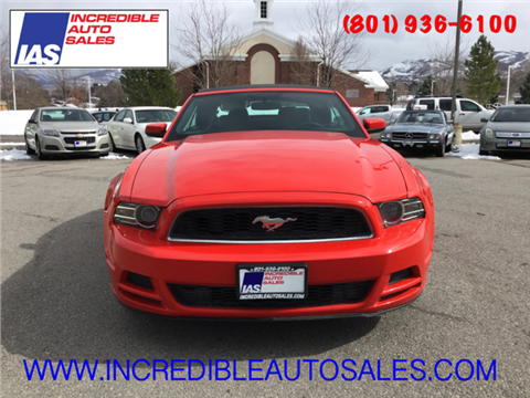 2014 Ford Mustang for sale in Bountiful, UT