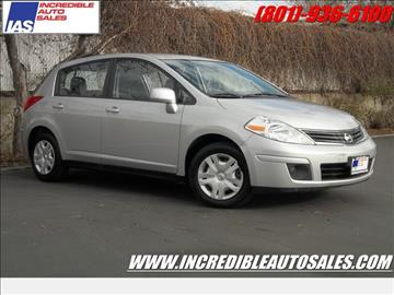 2012 Nissan Versa for sale in North Salt Lake, UT