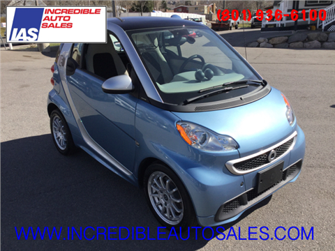 2013 Smart fortwo for sale in Bountiful, UT