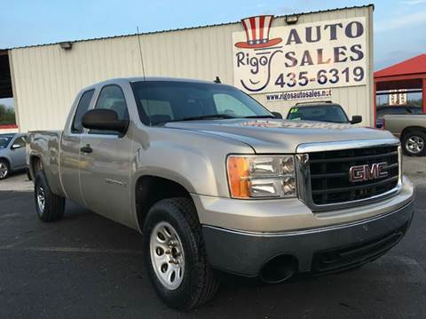 GMC Sierra 1500 for sale in San Antonio TX Carsforsale