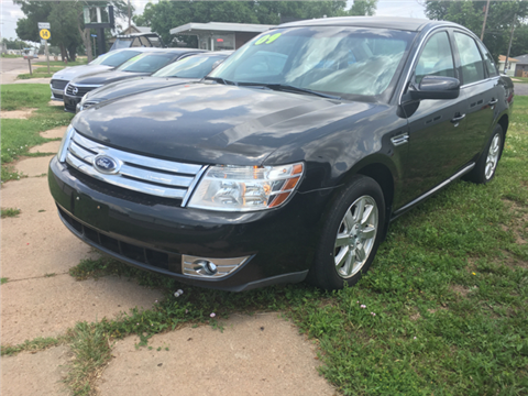 2009 Ford Taurus for sale in Lyons, KS
