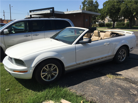 2005 Ford Mustang for sale in Lyons, KS