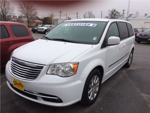 2014 Chrysler Town and Country for sale in Hartsville, SC