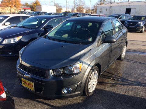 2013 Chevrolet Sonic for sale in Hartsville, SC
