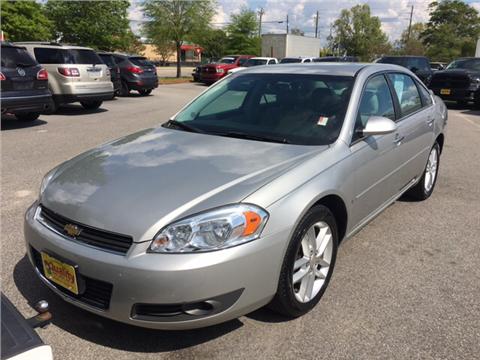 2008 Chevrolet Impala for sale in Hartsville, SC