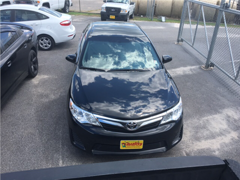 2014 Toyota Camry for sale in Hartsville, SC