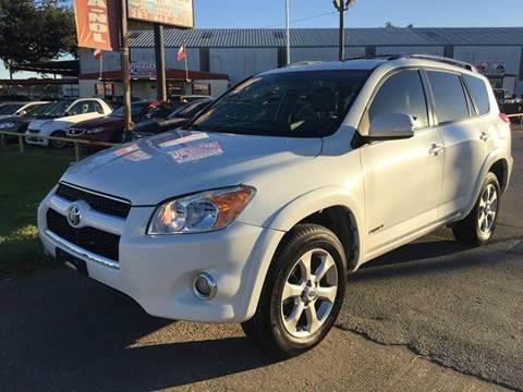 2010 Toyota RAV4 for sale in Houston, TX
