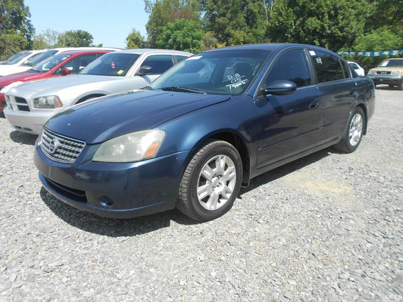 2005 nissan altima for sale in arkansas. Black Bedroom Furniture Sets. Home Design Ideas