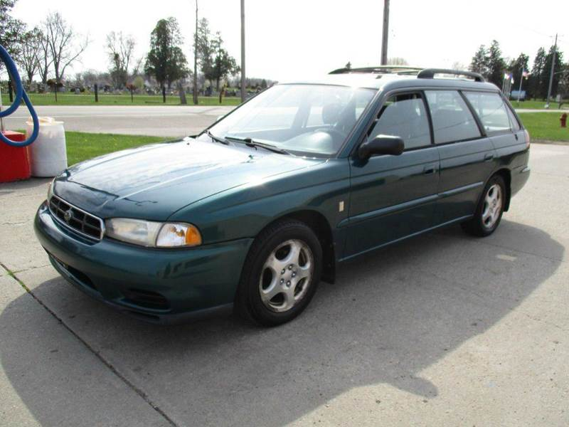 1999 subaru legacy awd l 4dr wagon in manchester mi manchester motorcars. Black Bedroom Furniture Sets. Home Design Ideas