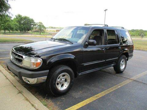2001 Ford Explorer for sale in Manchester MI