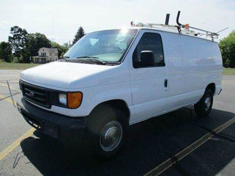 2004 Ford E-Series Cargo for sale in Manchester MI