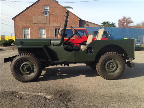 1946 Willys CJ-2A for sale in Norfolk, VA