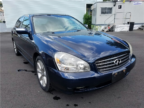 2002 Infiniti Q45 for sale in Paterson, NJ