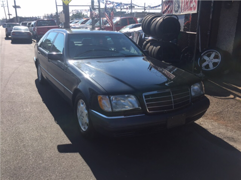 1996 Mercedes-Benz S-Class for sale in Paterson, NJ