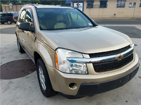 2006 chevrolet equinox for sale new jersey. Black Bedroom Furniture Sets. Home Design Ideas