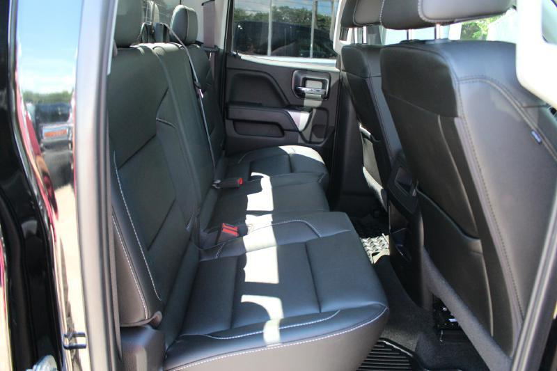 2016 Chevrolet Silverado 1500  LTZ - Crawfordsville IN