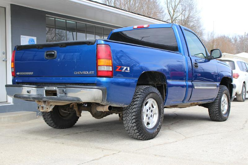2004 Chevrolet Silverado 1500  - Crawfordsville IN